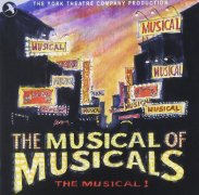 CD MUSICAL OF THE MUSICALS - Original New York Cast 2004