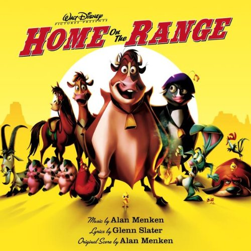 cd home on the range original filmsoundtrack 2004 eur 21 95 musical cds dvds. Black Bedroom Furniture Sets. Home Design Ideas