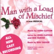 CD MAN WITH A LOAD OF MISCHIEF - Studio Cast 2004