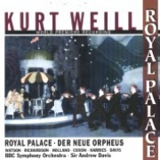 CD ROYAL PALACE - World Premiere Recording 2004