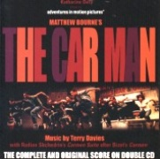 CD CAR MAN, THE - Original London Cast 2001