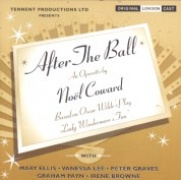 CD AFTER THE BALL - Original London Cast 1954