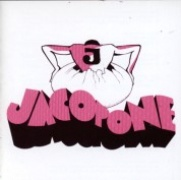 CD JACOPONE - Studio Cast 1973