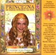 CD PRINCEZNA - Original Czech Cast