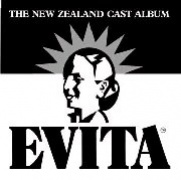 CD EVITA - Original Neuseeland Cast 1982