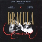 CD DRACULA - Original Argentinia Cast 1994