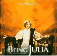 CD BEING JULIA - Original Filmsoundtrack 2004