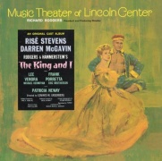 CD KING AND I, THE - Music Theater of Lincoln Center Cast 1965