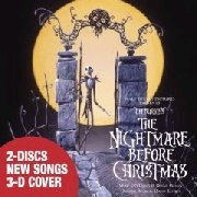 CD NIGHTMARE BEFORE CHRISTMAS - Original Soundtrack plus Bonustracks 2006