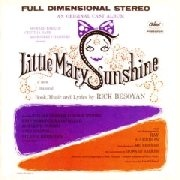 CD LITTLE MARY SUNSHINE - Original Off Broadway Cast 1959