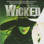 CD WICKED - Original Stuttgart Cast 2007