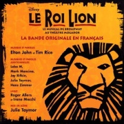 CD LION KING - Original Paris Cast 2007