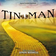 CD TIN MAN - Original Soundtrack 2007