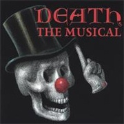 CD DEATH THE MUSICAL - Studio Cast 2000
