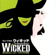 CD WICKED - Original Japan Cast 2008