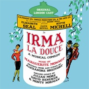 CD IRMA LA DOUCE - Original London Cast 1958
