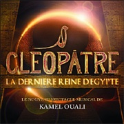 CD CLEOPATRE - Original Paris Cast 2008