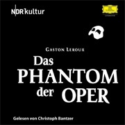 CD PHANTOM DER OPER, DAS - H�rbuch \(Gaston Leroux / Christoph Bantzer\)
