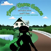 CD ANNE OF GREEN GABLES - Original US Cast 2008