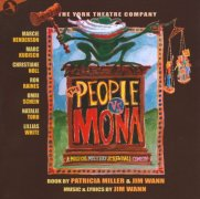 CD PEOPLE VS. MONA, THE - Concert Cast Recording 2009