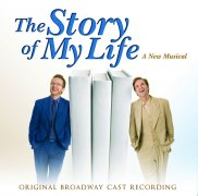 CD STORY OF MY LIFE, THE - Original Broadway Cast 2009