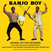 CD BANJO BOY - Original US Cast 2008