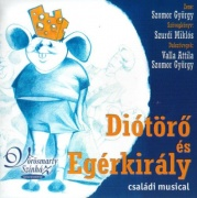 CD DI�T�R� �S EG�RKIR�LY - Original Ungarn Cast 2007