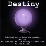 CD DESTINY - Studio Cast 2009