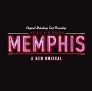 CD MEMPHIS - Original Broadway Cast 2009