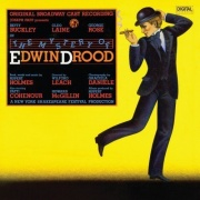CD MYSTERY OF EDWIN DROOD, THE - Original Broadway Cast 1985