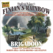 CD FINIANS RAINBOW - Original Broadway Cast 1947 & BRIGADOON - Original Broadway Cast 1947