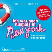 CD ICH WAR NOCH NIEMALS IN NEW YORK - Original Wien Cast 2010
