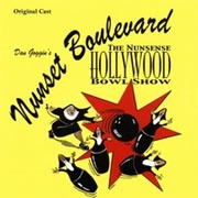CD NUNSET BOULEVARD - The Nunsense Hollywood Bowl Show - World Premiere Cast 2009