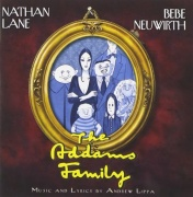CD ADDAMS FAMILY, THE - Original Broadway Cast 2010