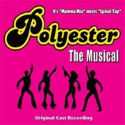 CD POLYESTER - THE MUSICAL - Original Los Angeles Cast 2009