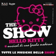CD HELLO KITTY THE SHOW - Original Italien Cast 2010