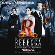 CD REBECCA - Original Hungary Cast 2010