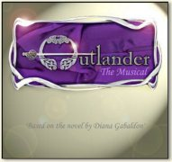 CD OUTLANDER - Studio Cast 2010