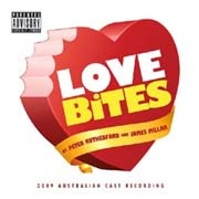 CD LOVE BITES - Original Australien Cast 2009