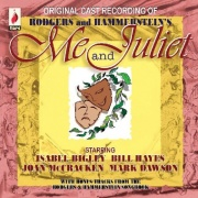 CD ME AND JULIET - Original Broadway Cast 1953 + Bonustracks