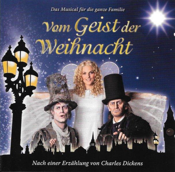 cd vom geist der weihnacht original germany cast 2010