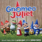 CD GNOMEO & JULIET - Original Filmsoundtrack 2011