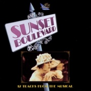 CD SUNSET BOULEVARD - Studio Cast 1996
