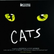 CD CATS - Original Italy Cast 2009