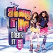 CD SHAKE IT UP - BREAK IT DOWN - Original Filmsoundtrack 2011