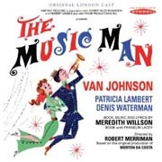 CD MUSIC MAN, THE - Original London Cast 1961
