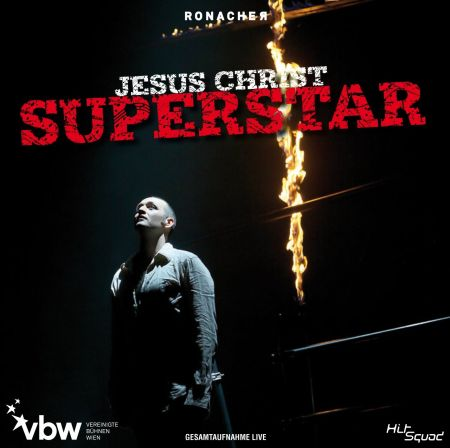 CD JESUS CHRIST SUPERSTAR - Concert Cast Vienna 2011