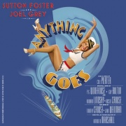 CD ANYTHING GOES - Broadway Revival Cast 2011