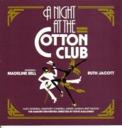 CD NIGHT AT THE COTTON CLUB, A - Original Niederlande Cast 1989