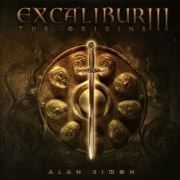 CD EXCALIBUR III - The Origins - Studio Cast 2012
